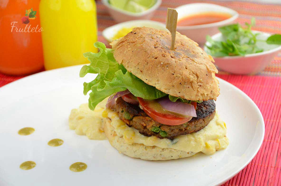 Veggies Burger